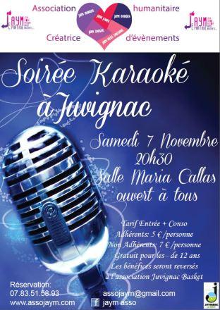 flyer karaoke v8